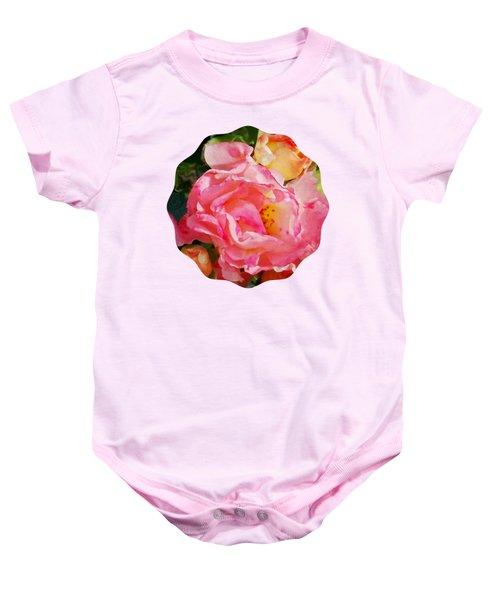 Roses Baby Onesie by Anita Faye