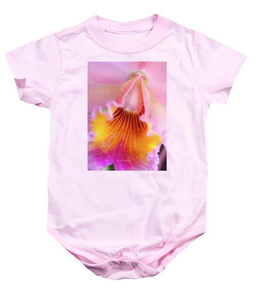 Sensual Floral Baby Onesie