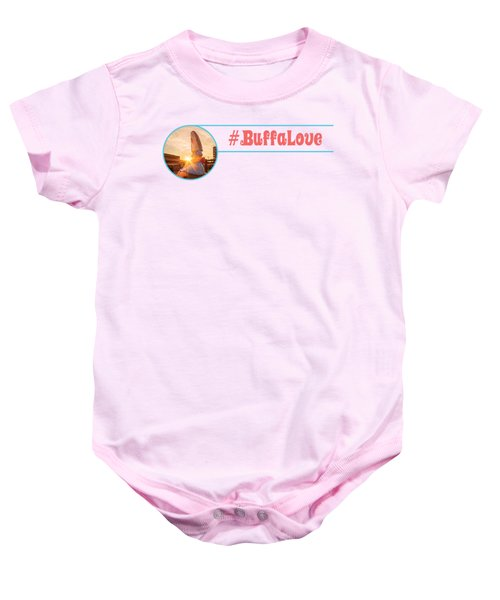 Shark Girl Dawn Baby Onesie