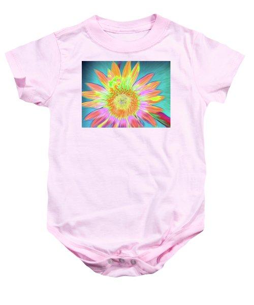 Sunfeathered Baby Onesie