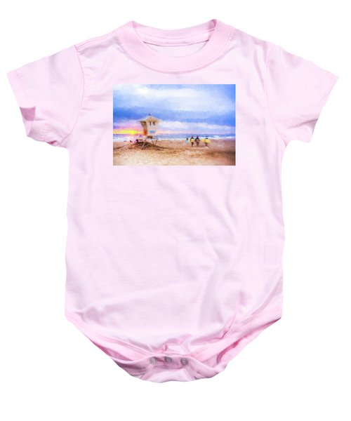 That Was Amazing Watercolor Baby Onesie