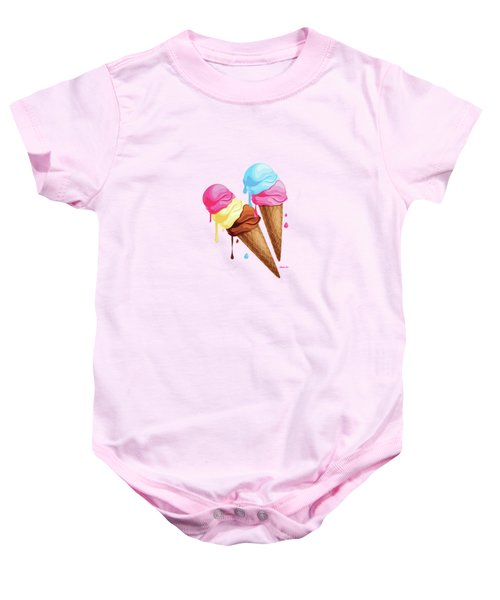 The Last Taste Of Summer Is The Sweetest Baby Onesie