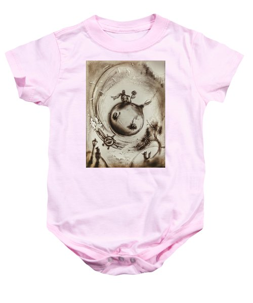 The Little Prince Baby Onesie