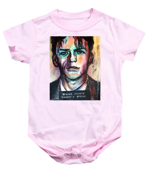 The Player Baby Onesie