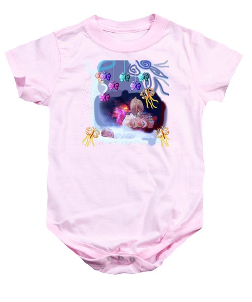 The Real Little Baby Dream Baby Onesie