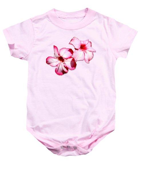 Too Pink Baby Onesie
