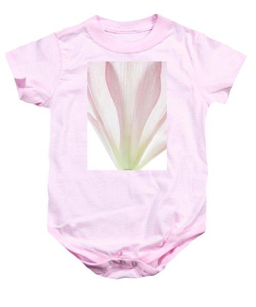 Transparent Lilly II Baby Onesie