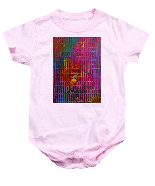 Tye Dye Baby Onesie