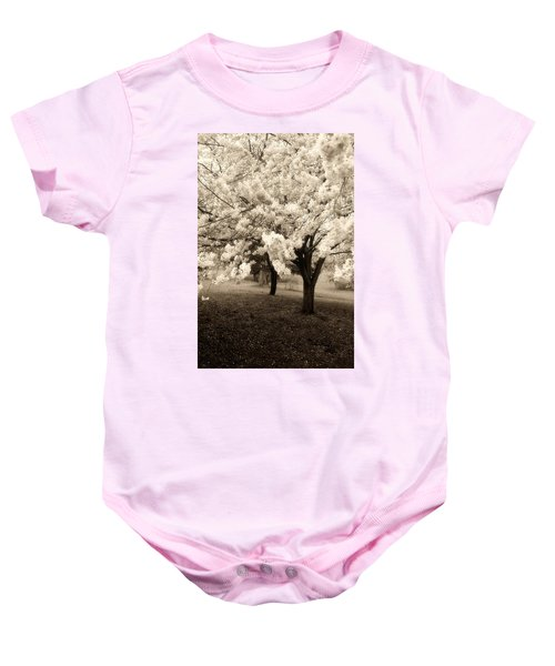 Waiting For Sunday - Holmdel Park Baby Onesie