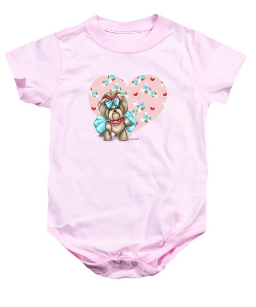 Welcome Spring Baby Onesie