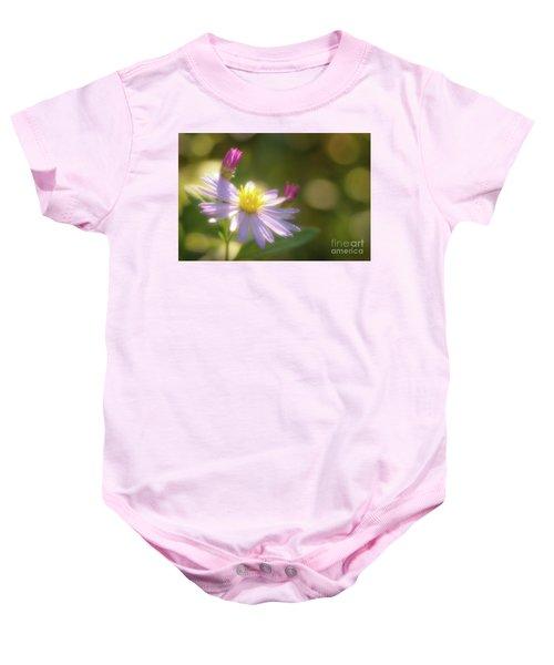 Wild Chrysanthemum Baby Onesie