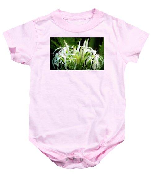 Wildflowers Of Hawaii Baby Onesie