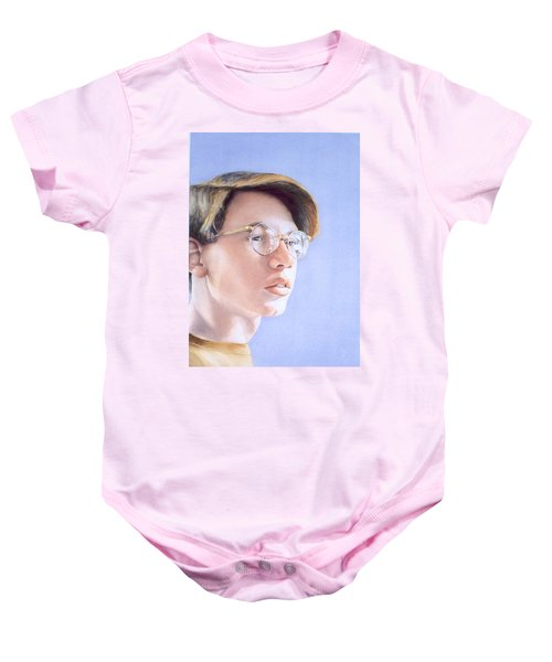 Young Nate Baby Onesie