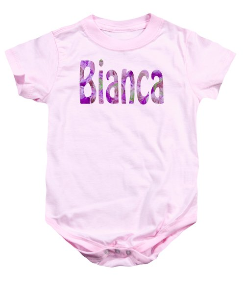 Bianca Baby Onesie