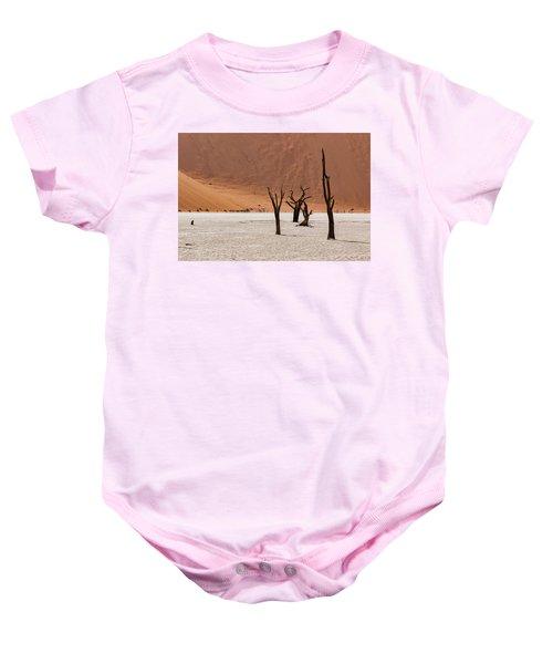 Deadvlei Desert Baby Onesie