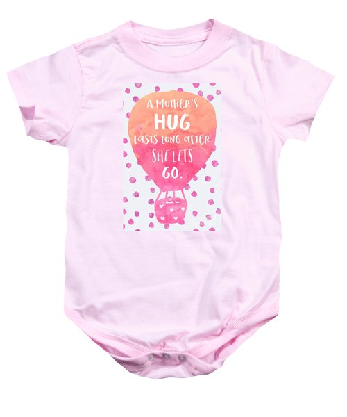 A Mother's Hug Baby Onesie