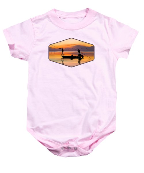 A Glorious Day Baby Onesie