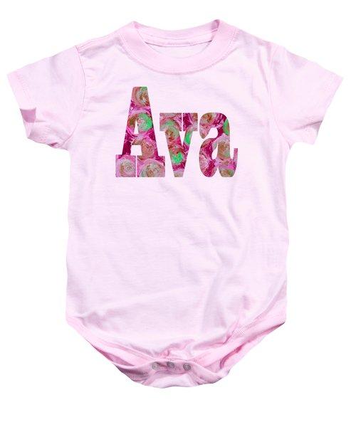 Ava Baby Onesie