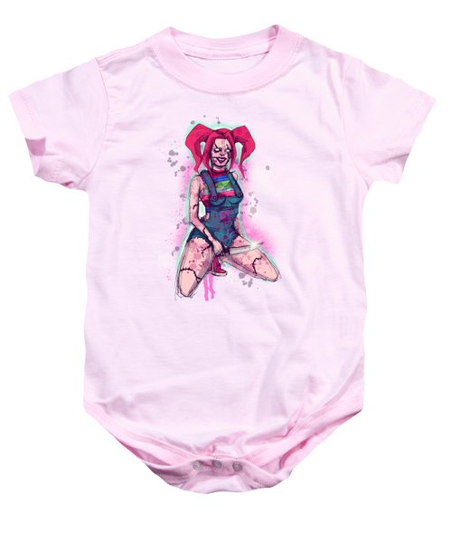 Bad Girl Baby Onesie