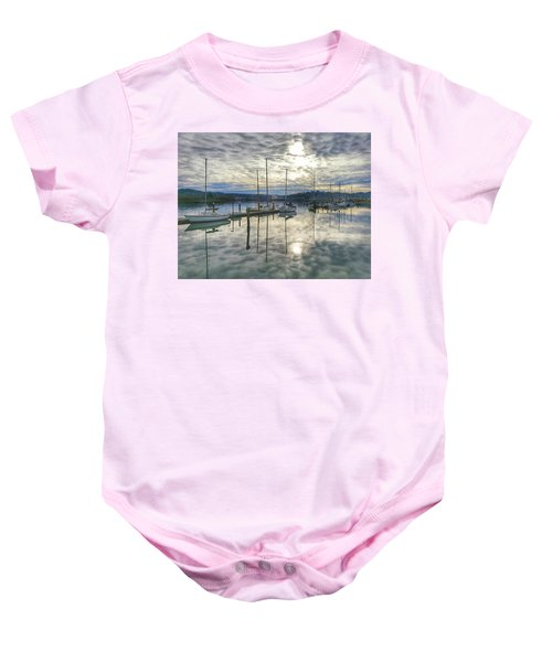 Boardwalk Bliss Baby Onesie