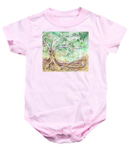 Celtic Culture Baby Onesie