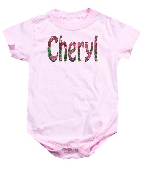 Cheryl Baby Onesie