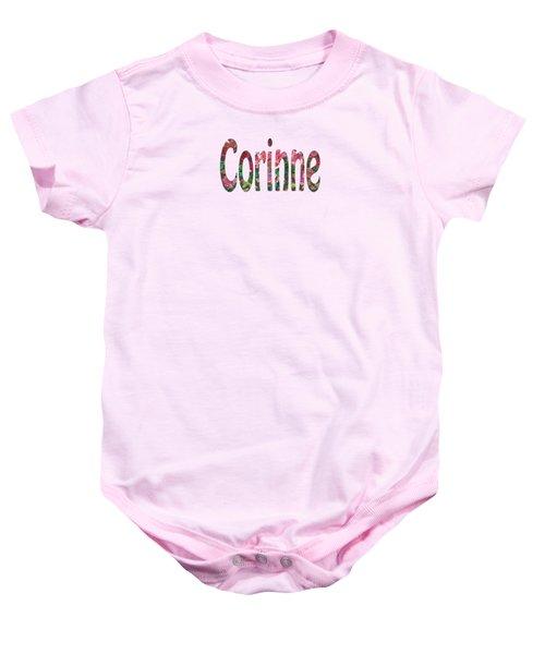 Corinne Baby Onesie