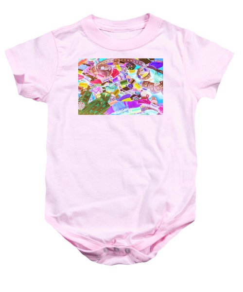 Creative Clothing Craft Baby Onesie