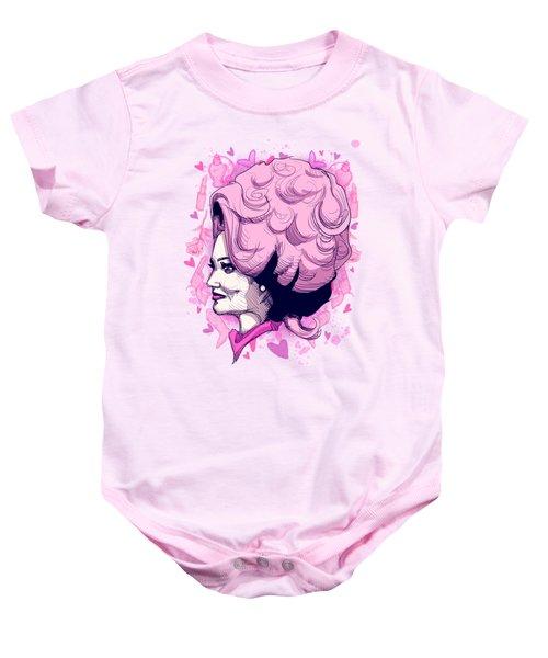 Dolly P Baby Onesie