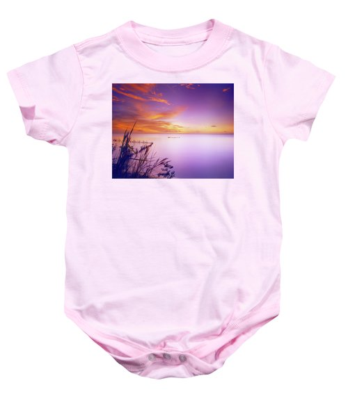 Dusk At Waterloo, Trinidad Baby Onesie