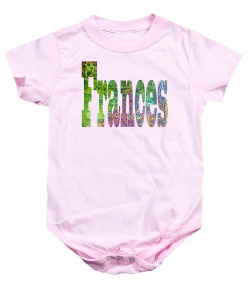 Frances Baby Onesie