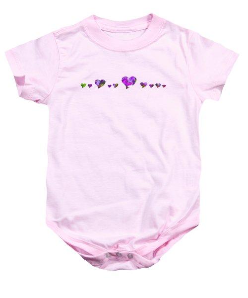 Hearts 1001 Baby Onesie