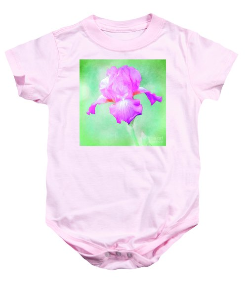 Iris Ready To Fly Baby Onesie