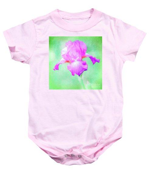 Iris Ready To Fly Baby Onesie