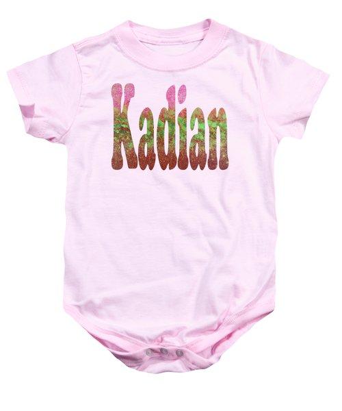 Kadian Baby Onesie