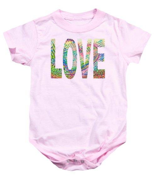 Love 1001 Baby Onesie