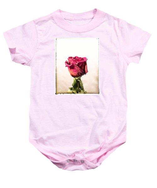 Love After Death Baby Onesie