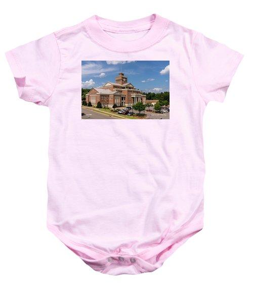 Municipal Building - North Augusta Sc Baby Onesie