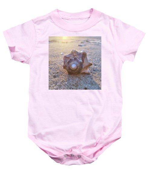 Nuclear Whorl Baby Onesie