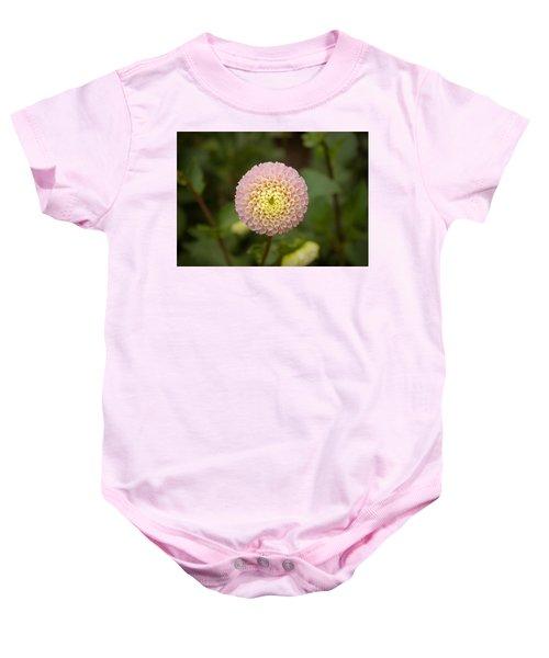 Petite Pink Baby Onesie