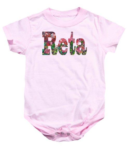 Reta Baby Onesie