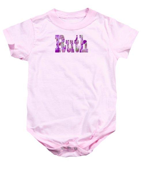 Ruth Baby Onesie