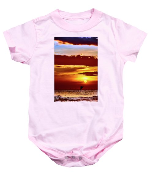 Sail Away... Baby Onesie