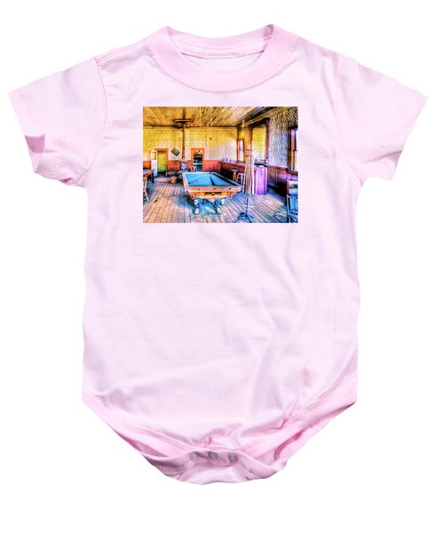 Saloon Baby Onesie
