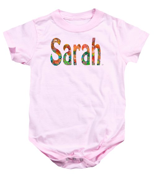 Sarah Baby Onesie