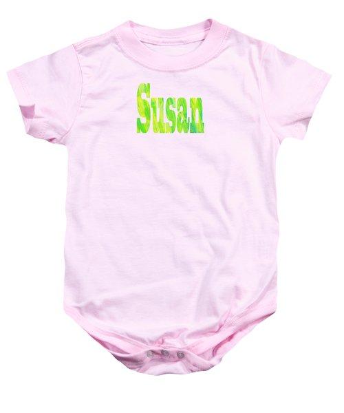 Susan Baby Onesie