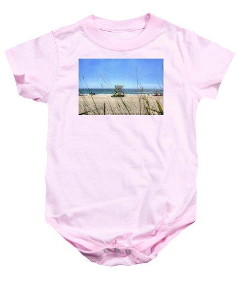 Tamarack Beach Baby Onesie