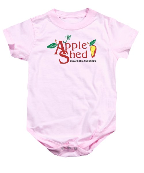 The Appleshed Baby Onesie