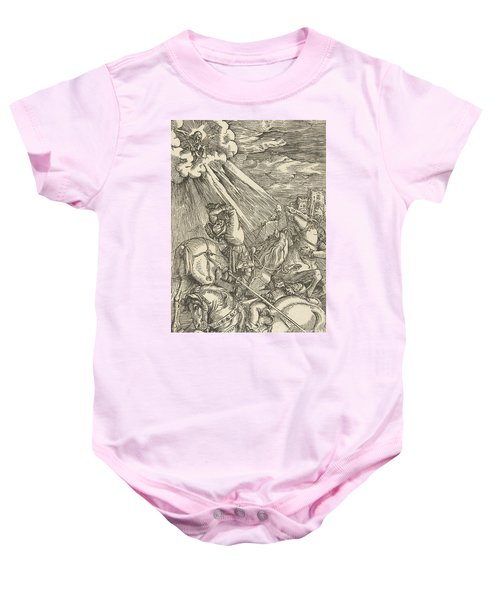 The Conversion Of Paul Baby Onesie