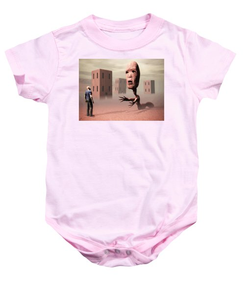 The Politician And I Baby Onesie